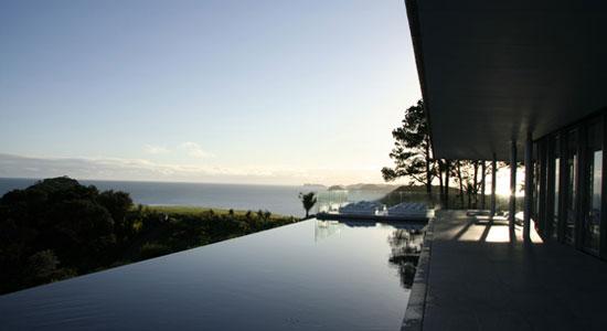 Eagles nest les plus beaux h tels du monde for Hotel design zelande