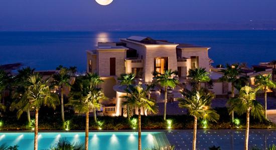 Hotel mer morte les plus beaux h tels du monde for Piscine babylone