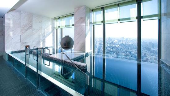mandarin oriental tokyo les plus beaux h tels du monde. Black Bedroom Furniture Sets. Home Design Ideas