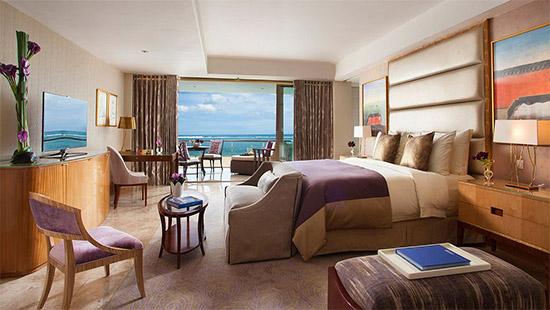 mulia les plus beaux hotels du monde