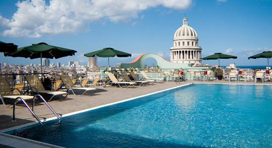 hôtel de luxe a cuba