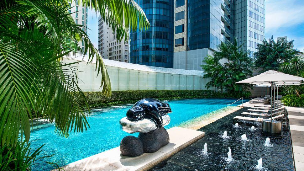 st regis singapour