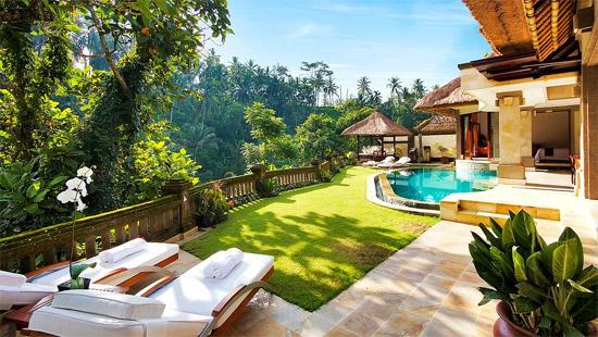 Les plus beaux hotels du monde hotels de luxe guide de for Les jardins de bali