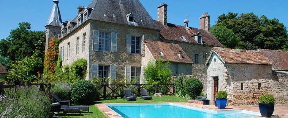 chateau saint paterne