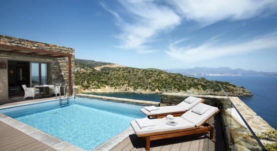 Daios cove plus bel hotel crete